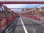 Williamsburg bridge v new Yorku