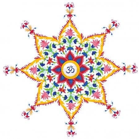 Beautiful Aum Design