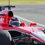 Постер, плакат: Marussia F1