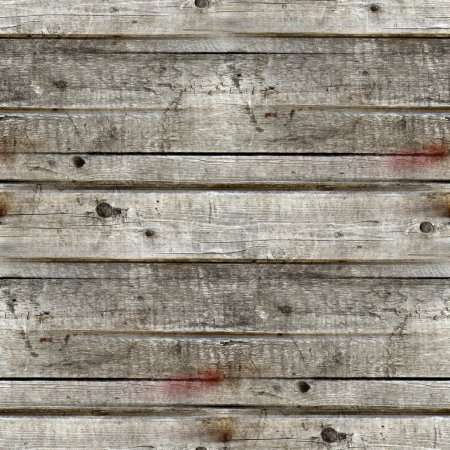 seamless gray texture of old wood boards background