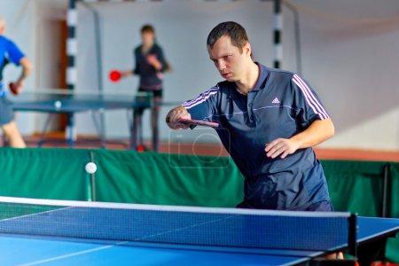 URYUPINSK RUSSIA MARCH 17 athlete