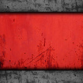 Background red metal texture iron grunge wall old rusty rust pat