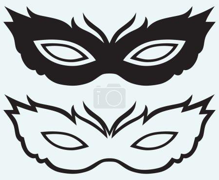 Masks for masquerade costumes