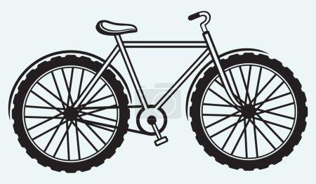 Illustration bicycle