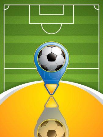 Soccer pointer