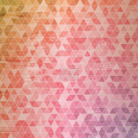 Foto de Fondo abstracto con textura diseño y grunge triángulo - Imagen libre de derechos