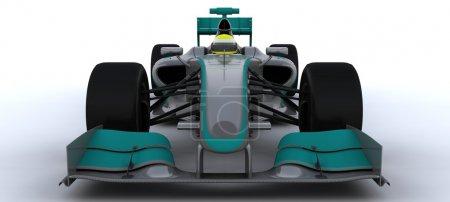 F1 гоночный автомобиль