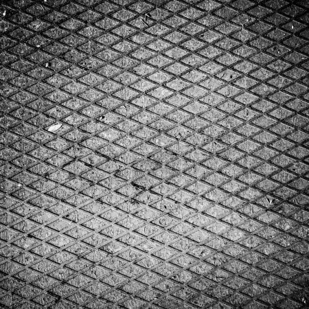 black and white artistic ironl texture
