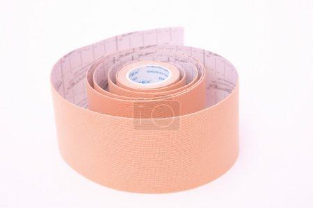 Roll of kinesio tape
