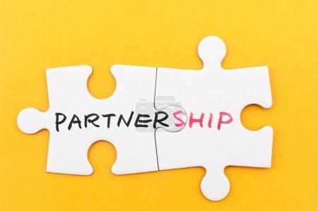 concept de partenariat