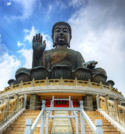 Giant Buddha of Hong Kong