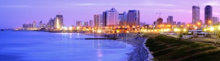 Photo for Panorama of Tel Aviv, Israel - Royalty Free Image