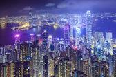"Постер, картина, фотообои ""Гонконг-Китай-город"""