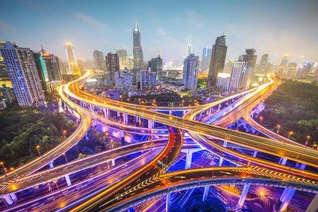 Шанхайские магистрали