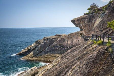 Devil's Castle Rocks
