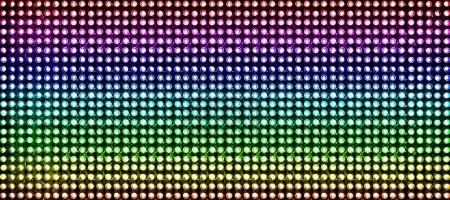Photo pour Modèle d'ampoule led - image libre de droit