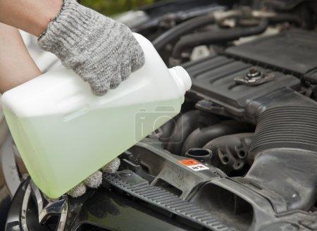 Antifreeze, coolant check service diy