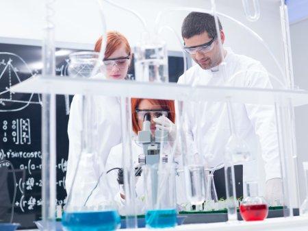 chemistry laboratory experiments