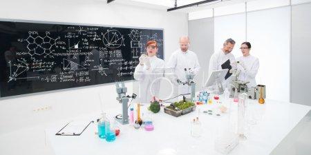 chemistry lab experimental studies