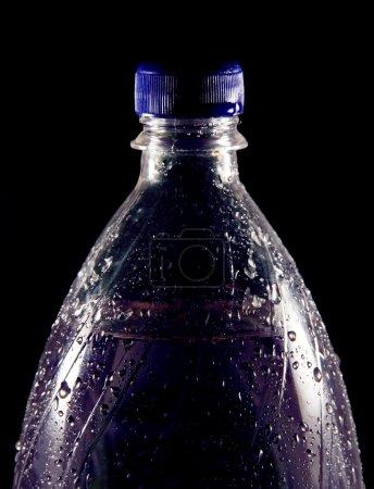 bottle of water.