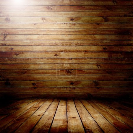 Photo for Room. The brown wood texture with natural patterns background - Royalty Free Image