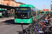 Man bus in Malmo