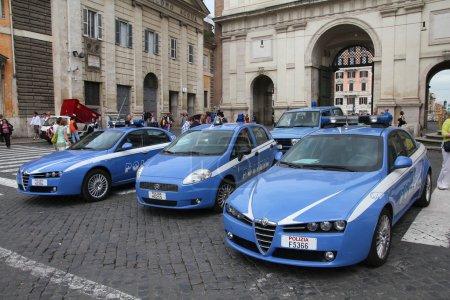 Полиция в Италии