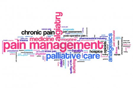 Pain management and palliative care issues and con...