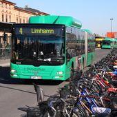 Sweden public transportation