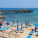Постер, плакат: Cyprus beach