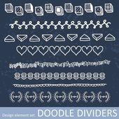 Divider set