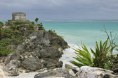 Temple of the wind in Tulum,