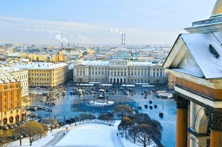 View of St.-Petersburg, Russia