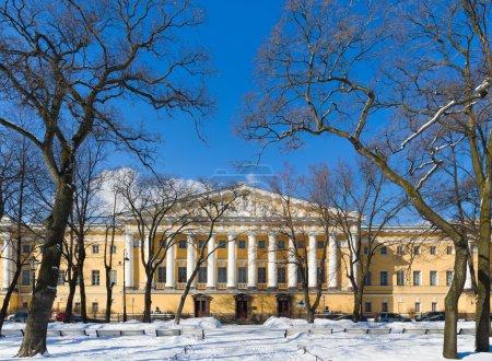Alexander Garden, St. Petersburg, Russia