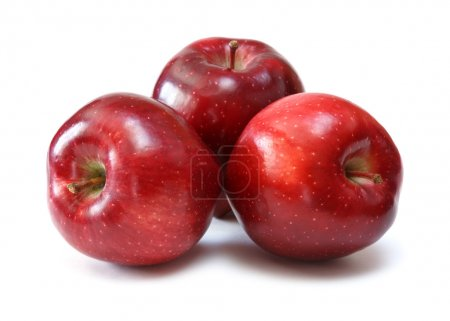 Photo for Red delicious apples - Royalty Free Image