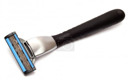 Black razor