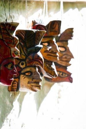 central american masks