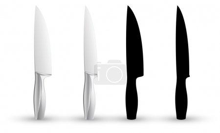 Knife Vectors