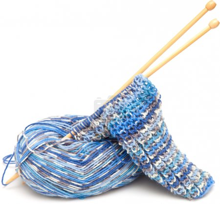 starting to knit