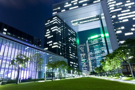 Photo pour Hong Kong bâtiment d'entreprise - image libre de droit