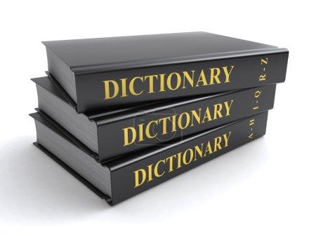 Dictionary books
