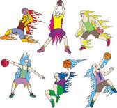 Basketbalisté s plameny