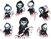 Death Cartoons