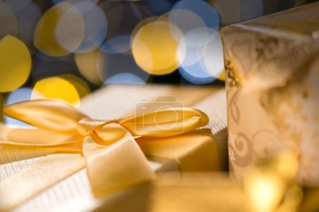 Christmas Gifts Gold