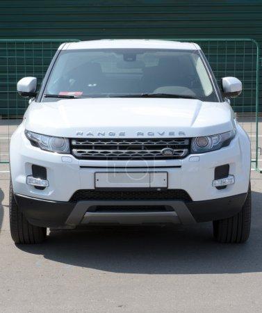 Photo pour Le Range Rover Evoque - image libre de droit