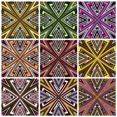 Zimbabwe Pattern
