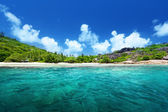 beach and perfect sunny day, Seychelles