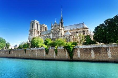 Notre Dame Paris, France...