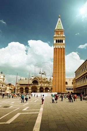 San Marco Square, Venice, Italy