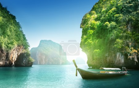 Fabled landscape of Thailand